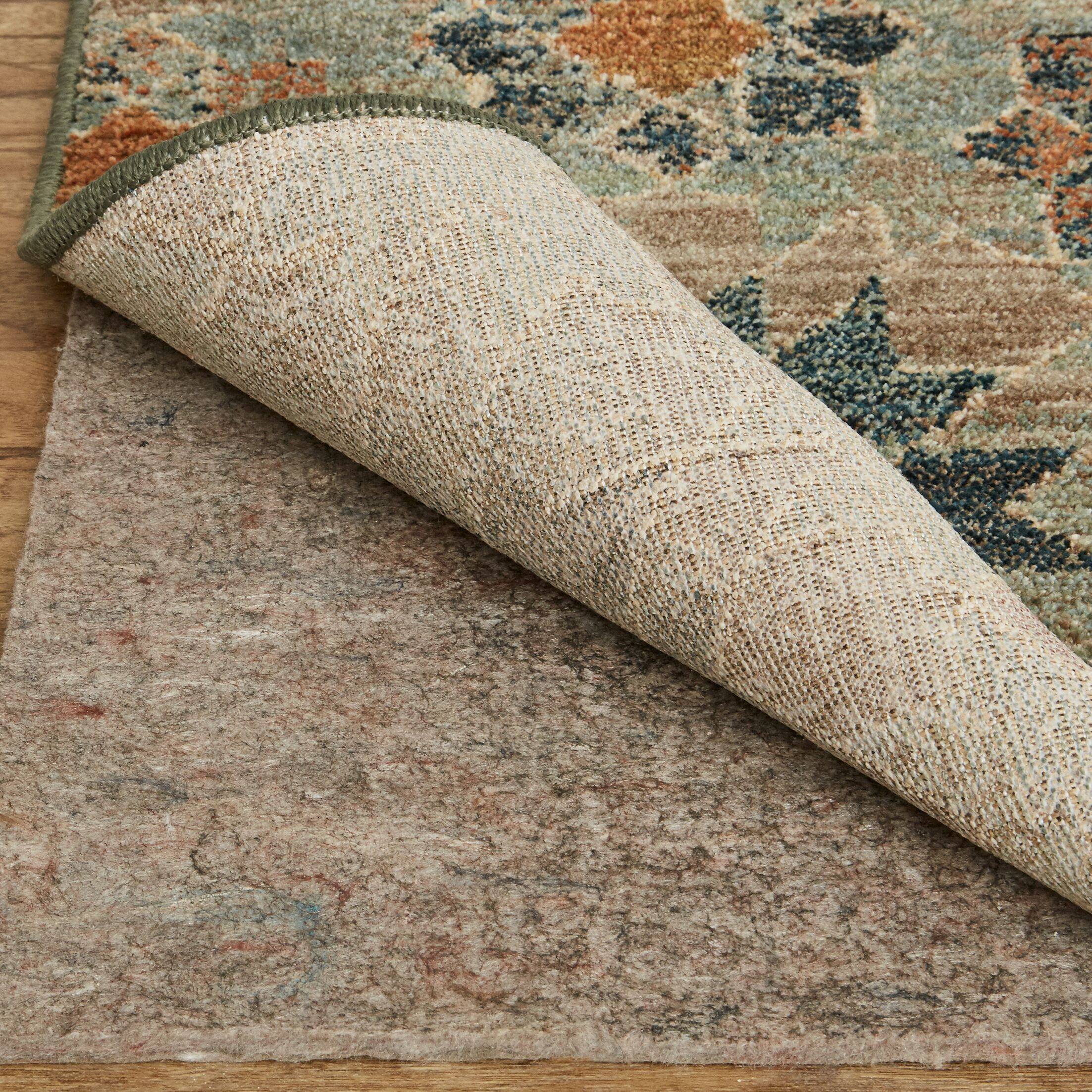 Studio in Bloom Taupe Area Rug Rug Size: Rectangle 8' x 10'