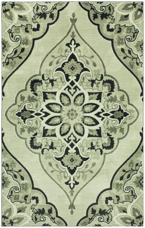 Jailyn Charcoal Area Rug Rug Size: Rectangle 10' x 14'