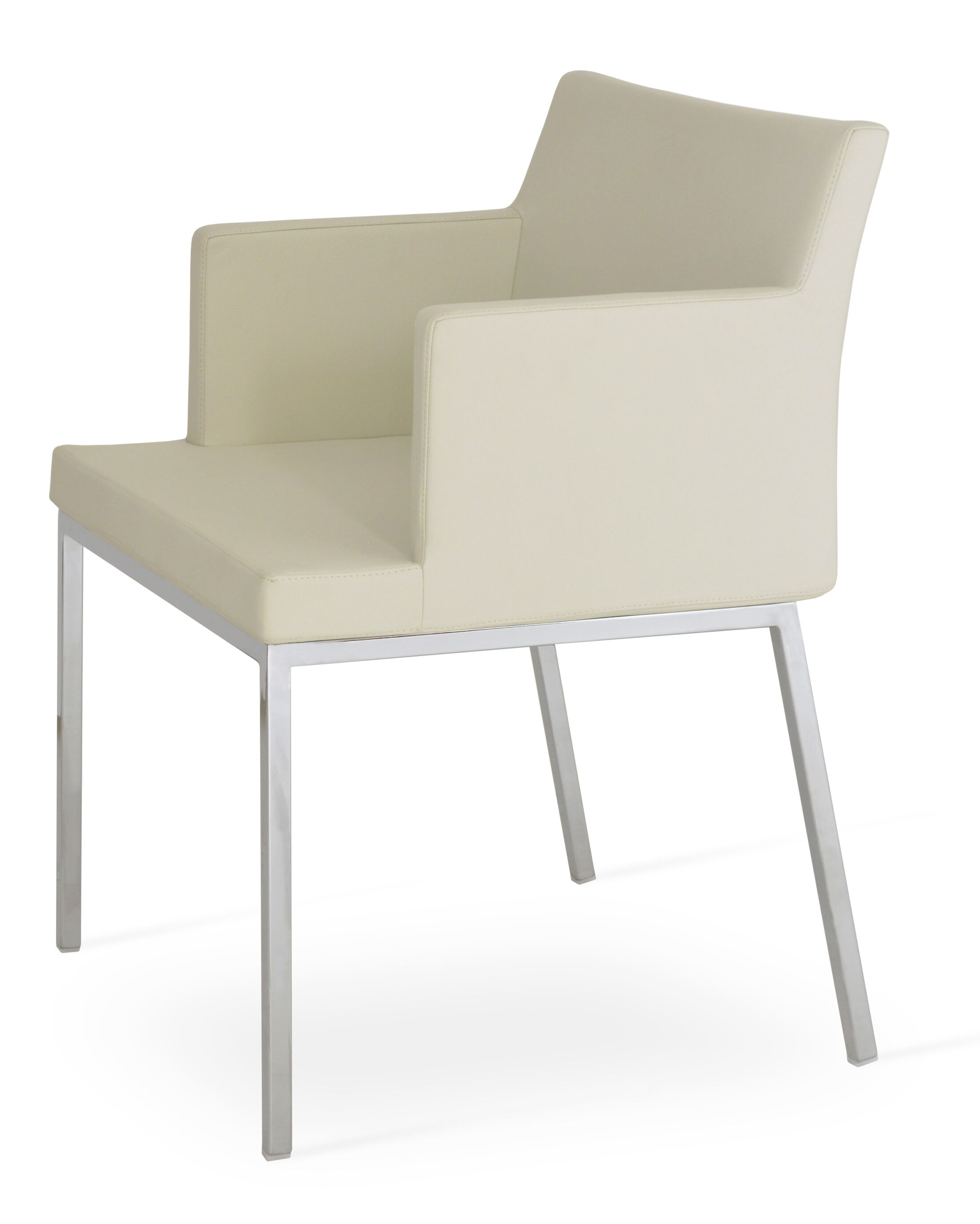 Parma Arm Chair Upholstery Type: PPM - Cream