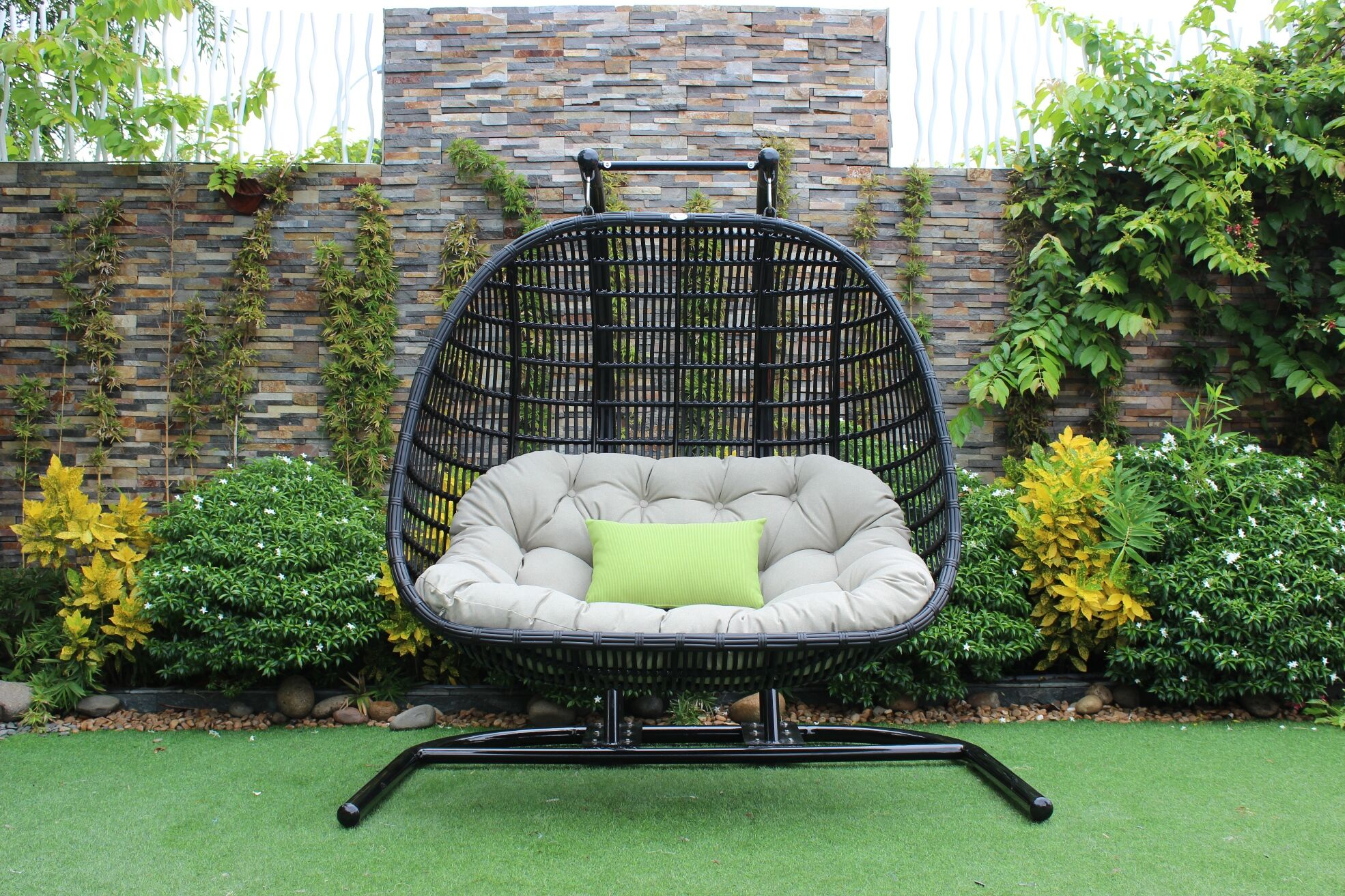Greenburgh Outdoor Swing Chair