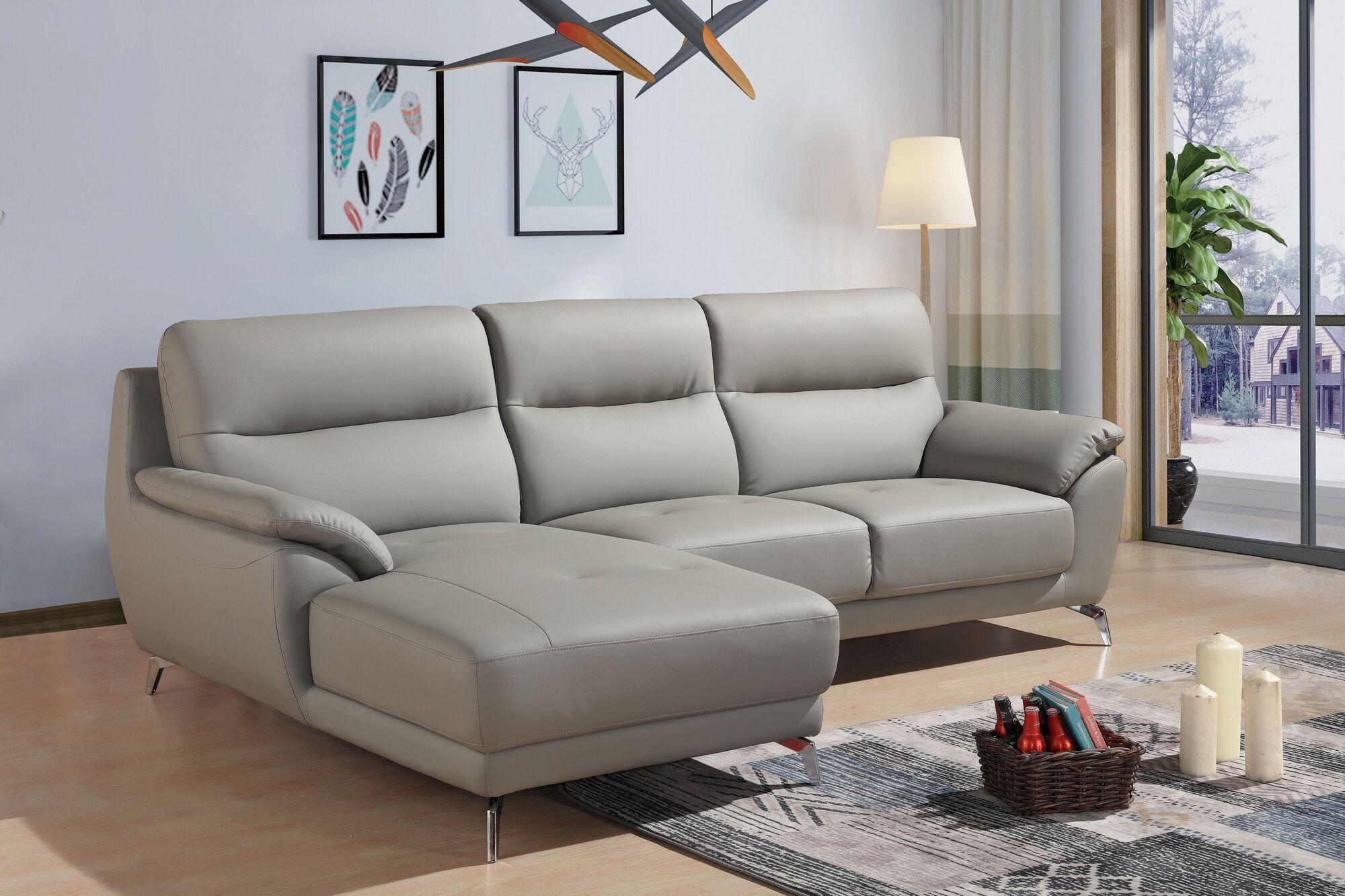 Rawson Sofa and Chaise Orientation: Left Hand Facing