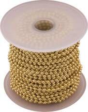Spool Beaded Chain