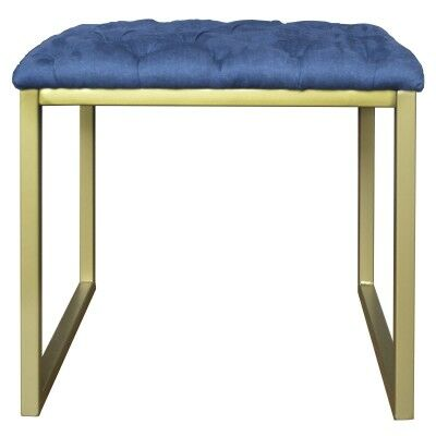 Kujawski End Table Table Top Color: Blue