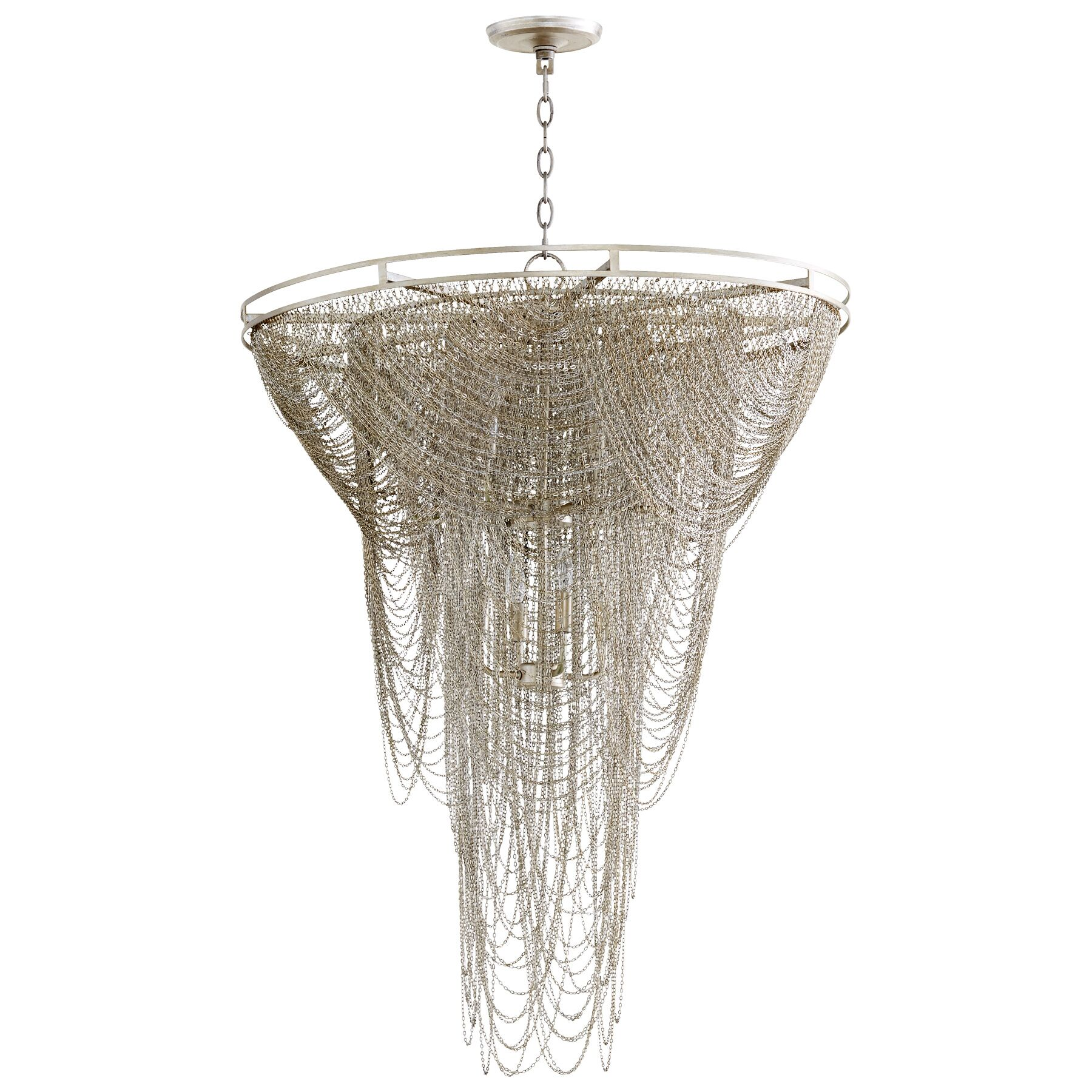 Ithica 12-Light Novelty Chandelier