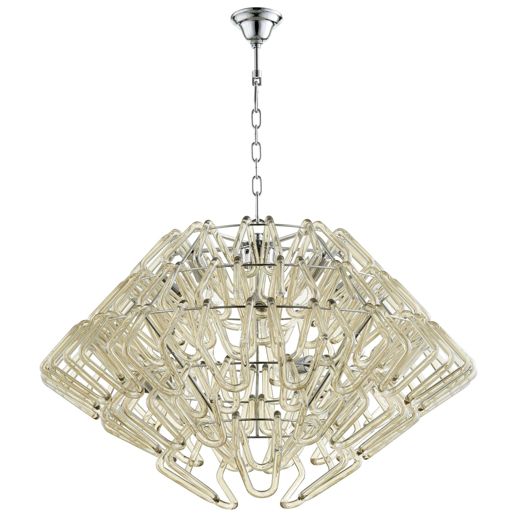 Roswell 6-Light Geometric Chandelier