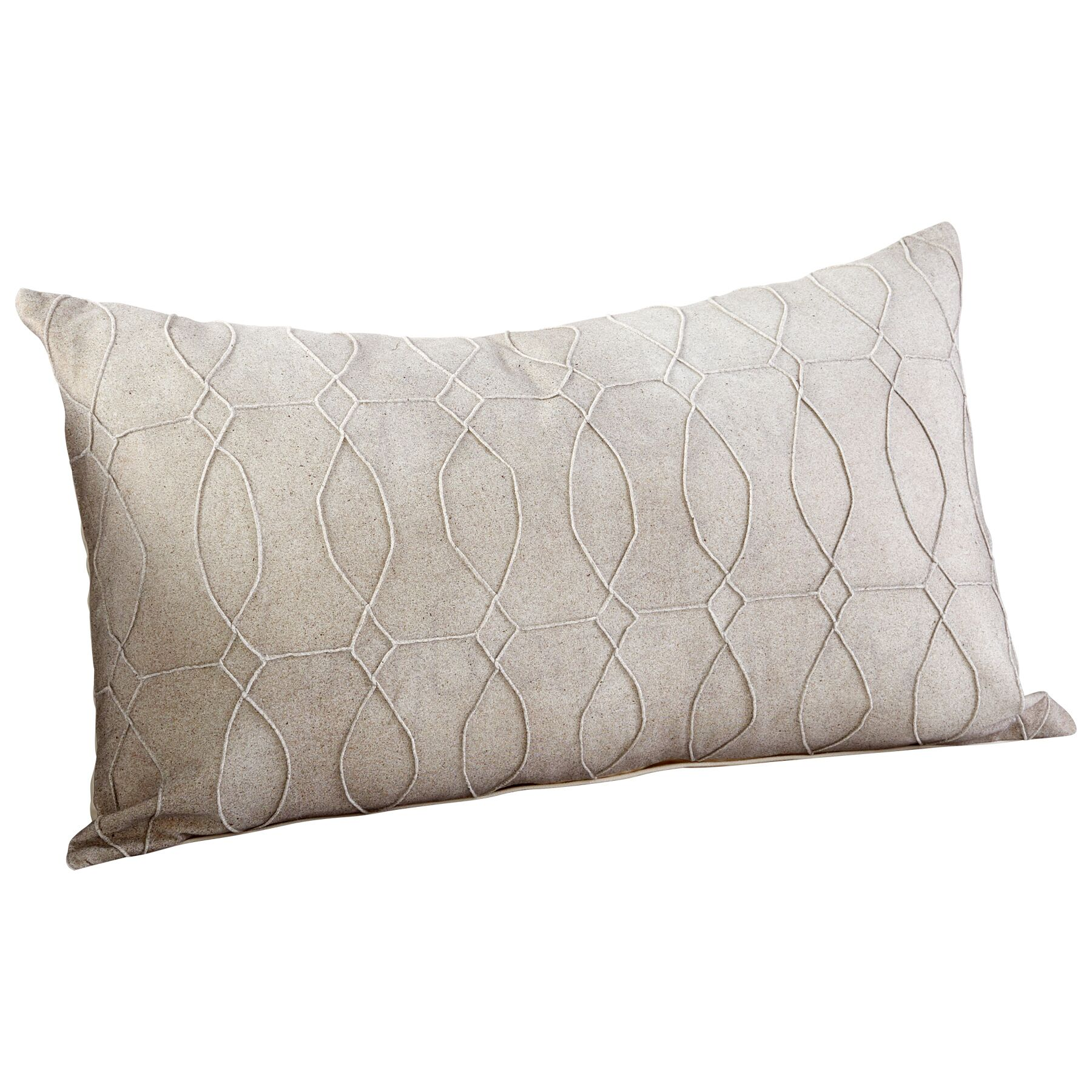 Arrieta Decorative Cotton Lumbar Pillow
