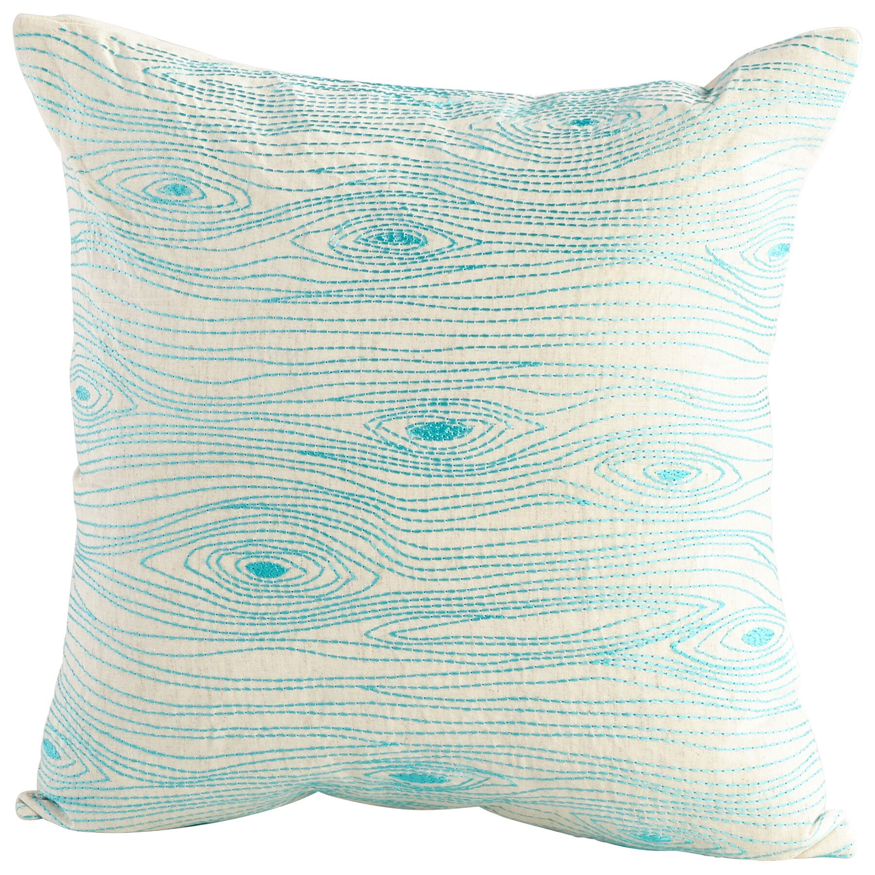 Peacock on the Farm Decorative Throw Pillow
