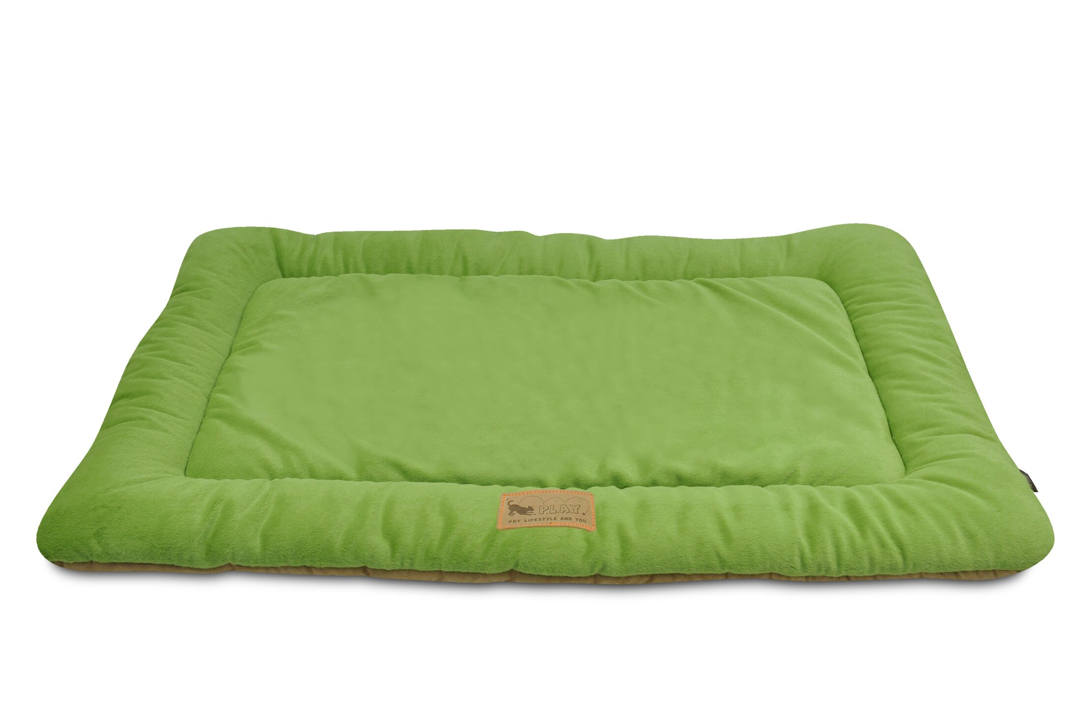 Chill Dog Pad Color: Pistachio / Hazelnut, Size: X-Small (20