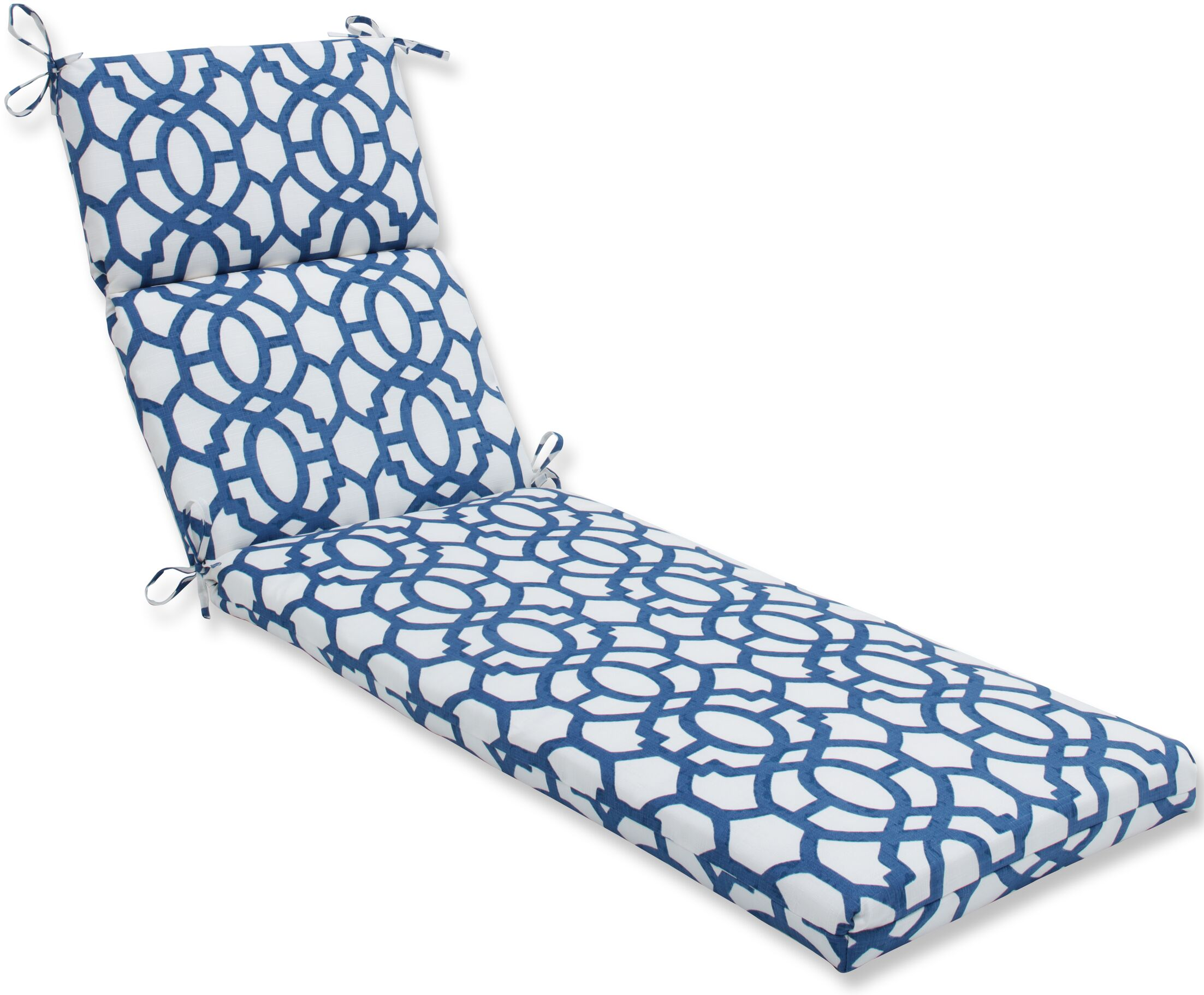 Claflin Indoor/Outdoor Chaise Lounge Cushion