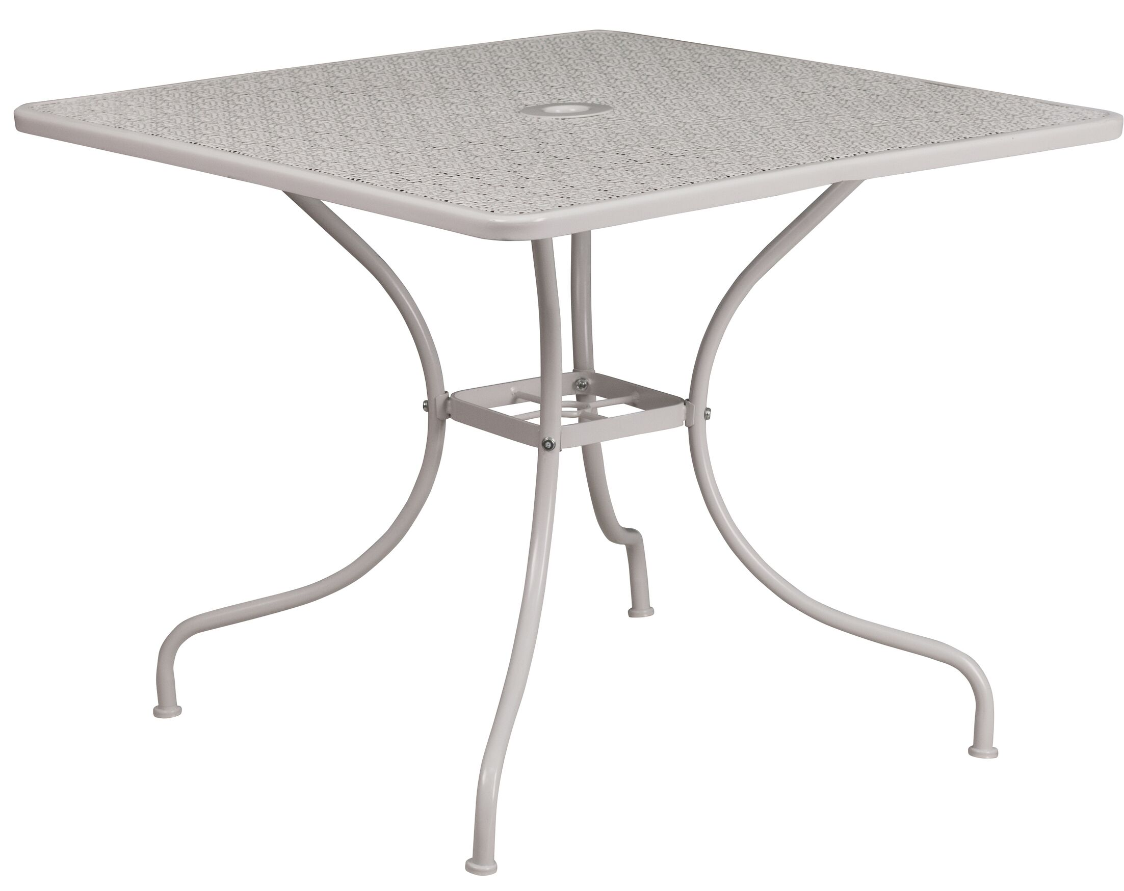 Laine Dining Table Finish: Light Gray