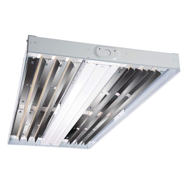 75-Watt LED High Bay Wattage: 131, Bulb Color Temperature: 5000