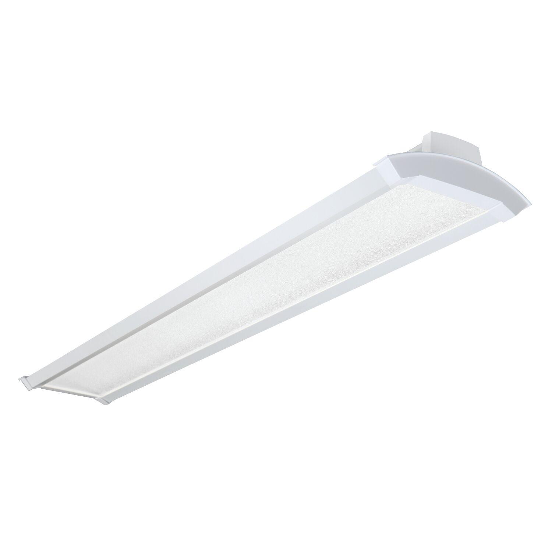 WaveStream 73.1-Watt LED High Bay Bulb Color Temperature: 3500