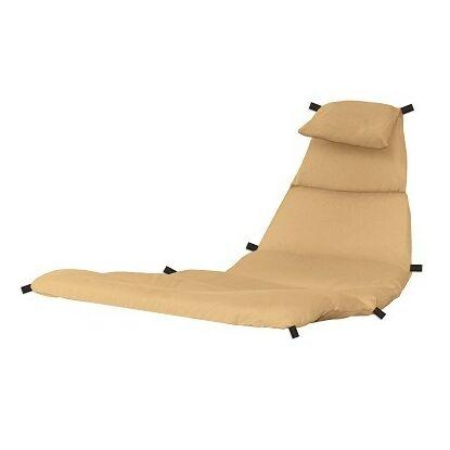 Lounge Chair Cushion Fabric: Sand Dune