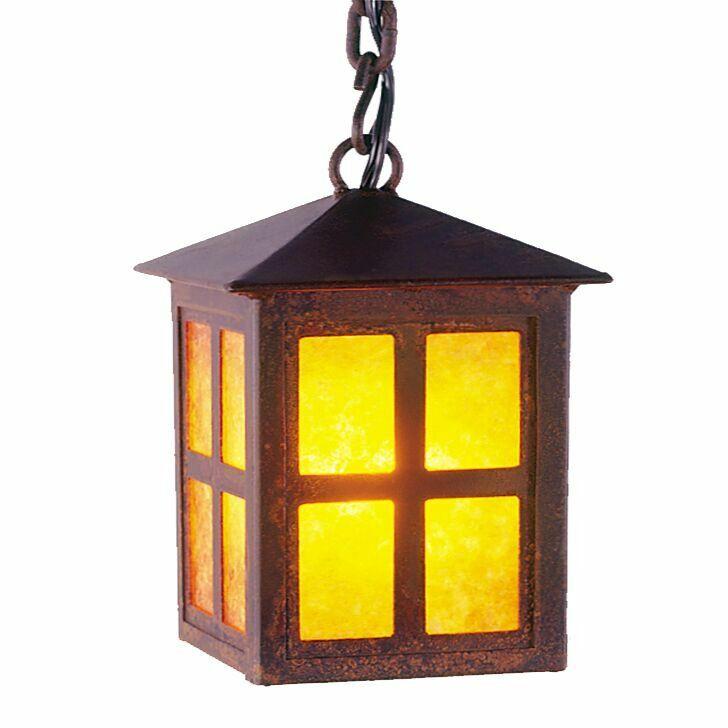Old Faithful 1-Light Lantern Pendant