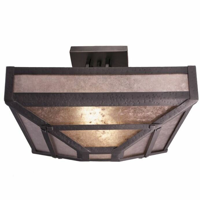 Martis 4-Light Semi Flush Mount