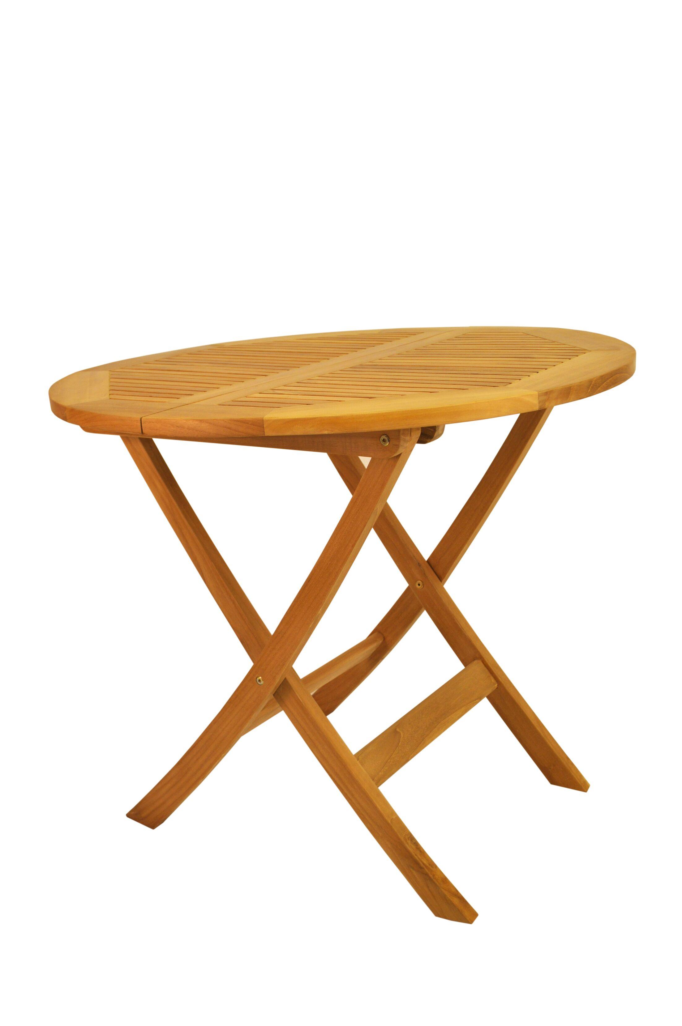 Windsor Teak Bistro Table