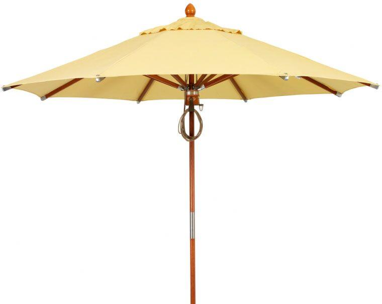 Prestige 9' Market Umbrella Fabric: Aruba