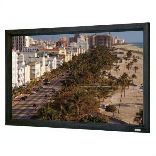 Cinema Contour Fixed Frame Projection Screen Viewing Area: 40.5