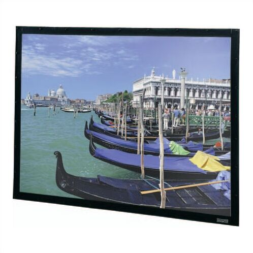 Perm-Wall Fixed Frame Projection Screen Viewing Area: 49