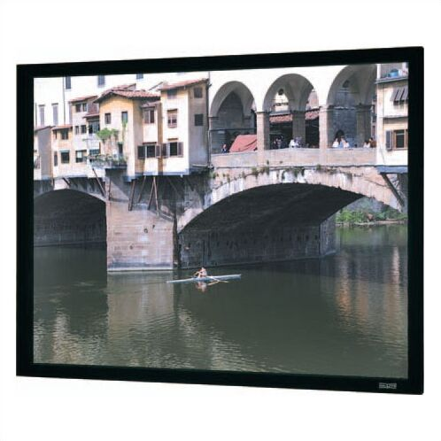 Imager Fixed Frame Projection Screen Viewing Area: 40.5
