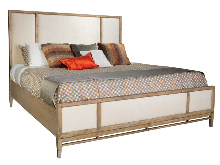 Allard Panel Bed Size: King