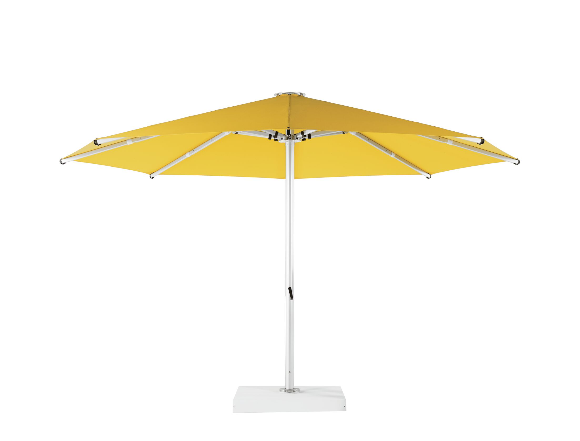 Nova 16' Market Umbrella Color: Sunflower Yellow