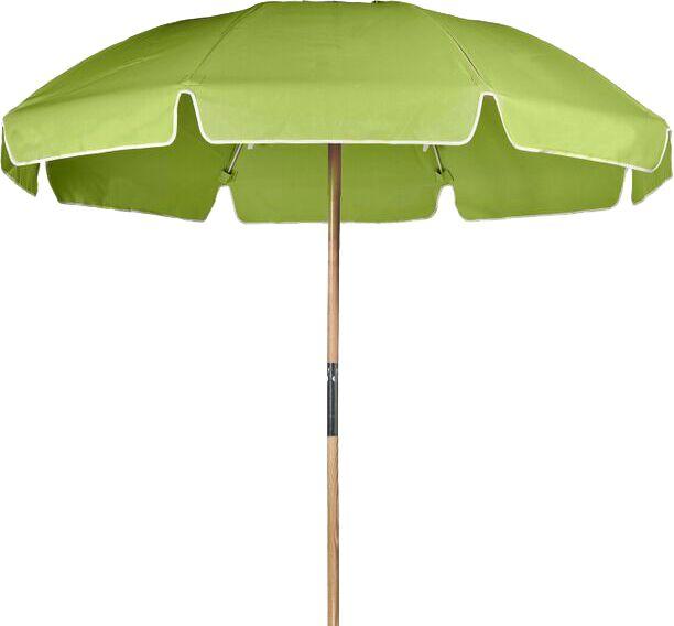 7.5' Beach Umbrella Fabric: Pistachio Acrylic