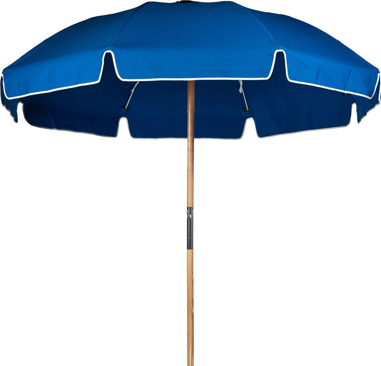 7.5' Beach Umbrella Fabric: Pacific Blue Acrylic
