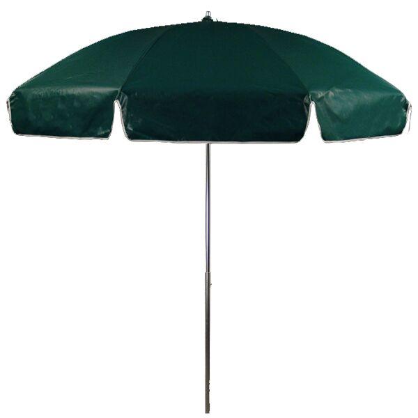 7.5' Drape Umbrella Fabric Color: Forest Green