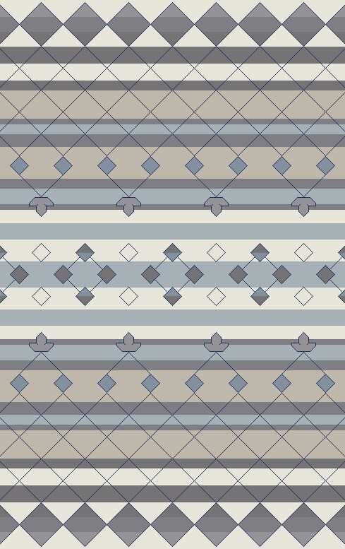 Bolding Hand-Tufted Gray Area Rug Rug Size: Rectangle 10' x 13'
