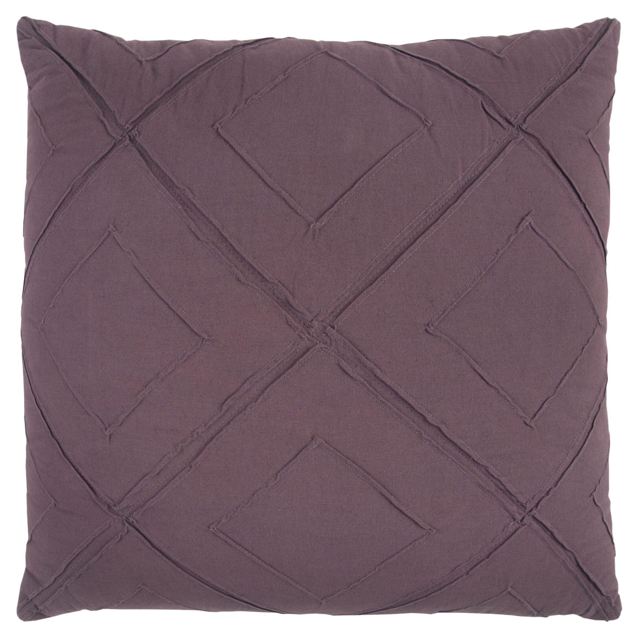 Kingsburg Decorative 100% Cotton Throw Pillow (Set of 2) Size: 20
