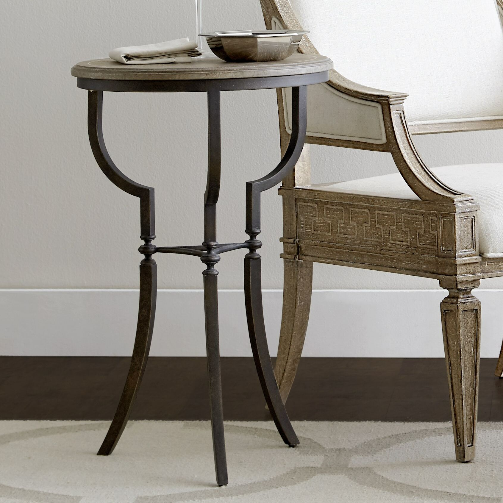 Wethersfield Estate End Table