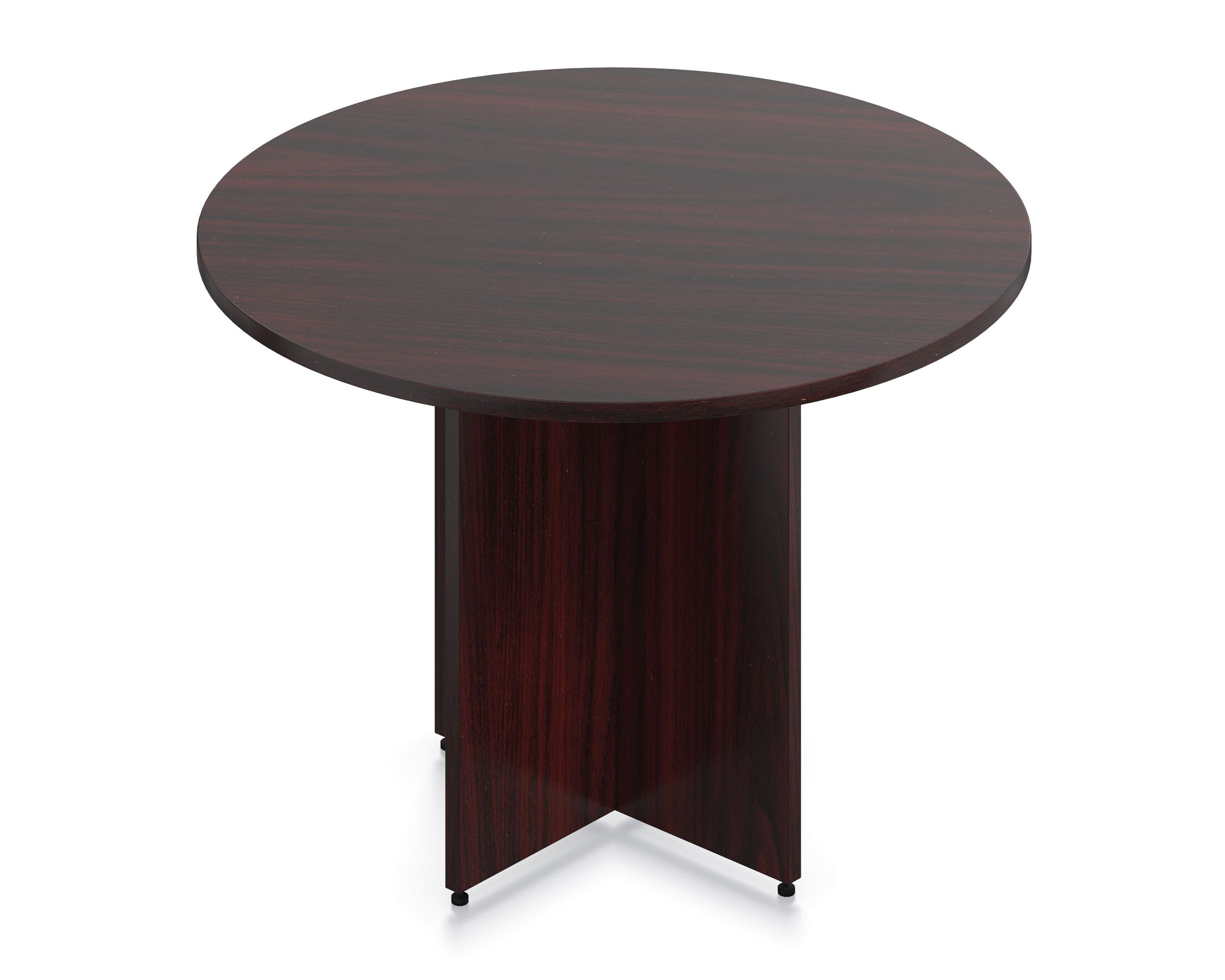 Luminary Series Circular Conference Table Size: 29.5