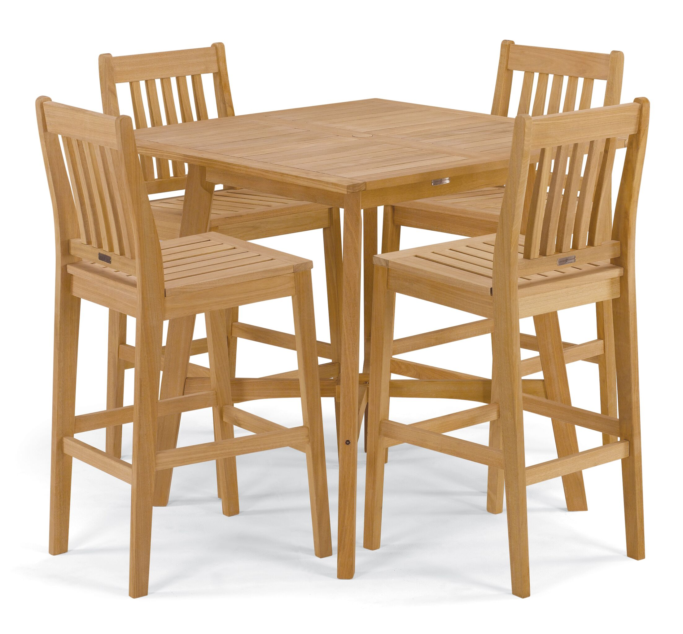 Laney 5 Piece Bar Height Dining Set