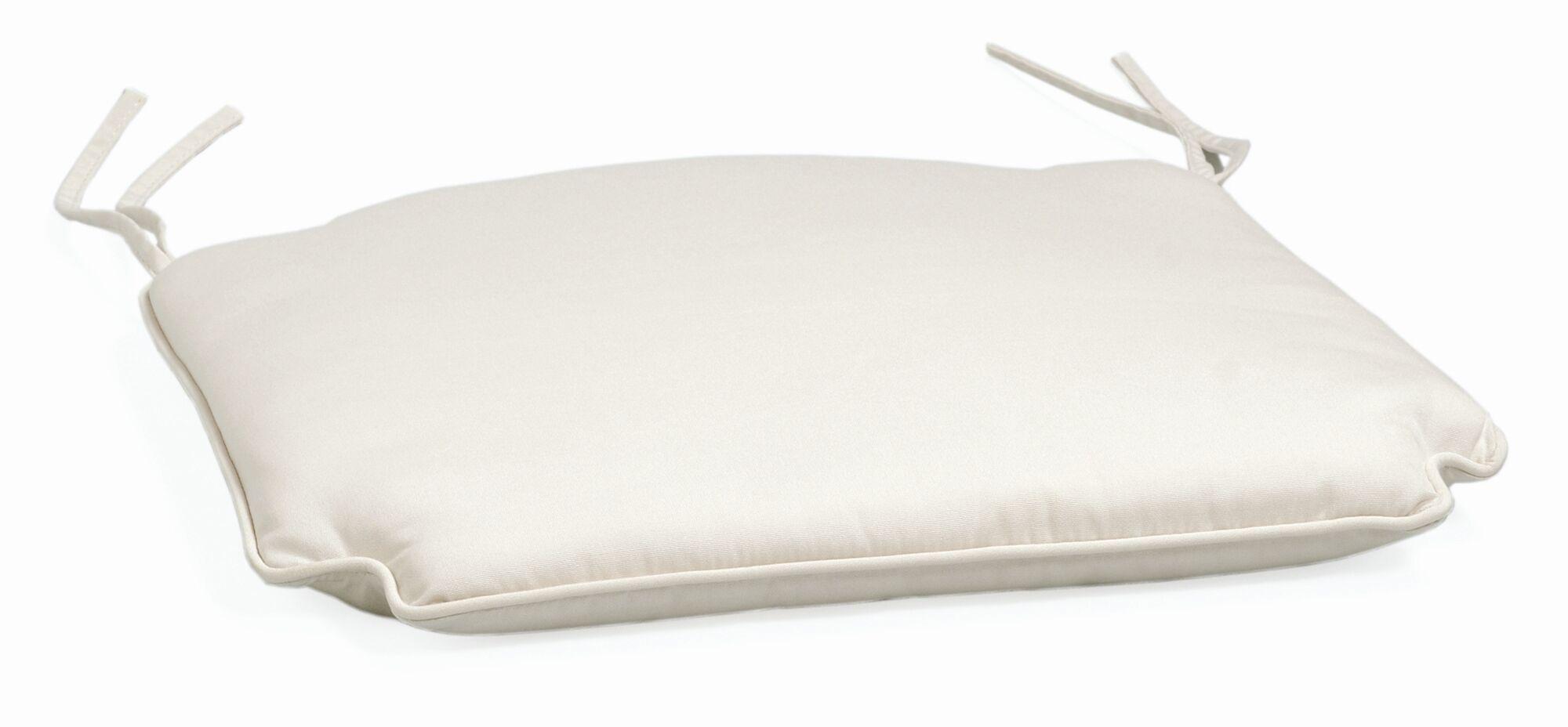 Franklin Indoor/Outdoor Sunbrella Rocking Chair Cushion Fabric: Dupione Walnut
