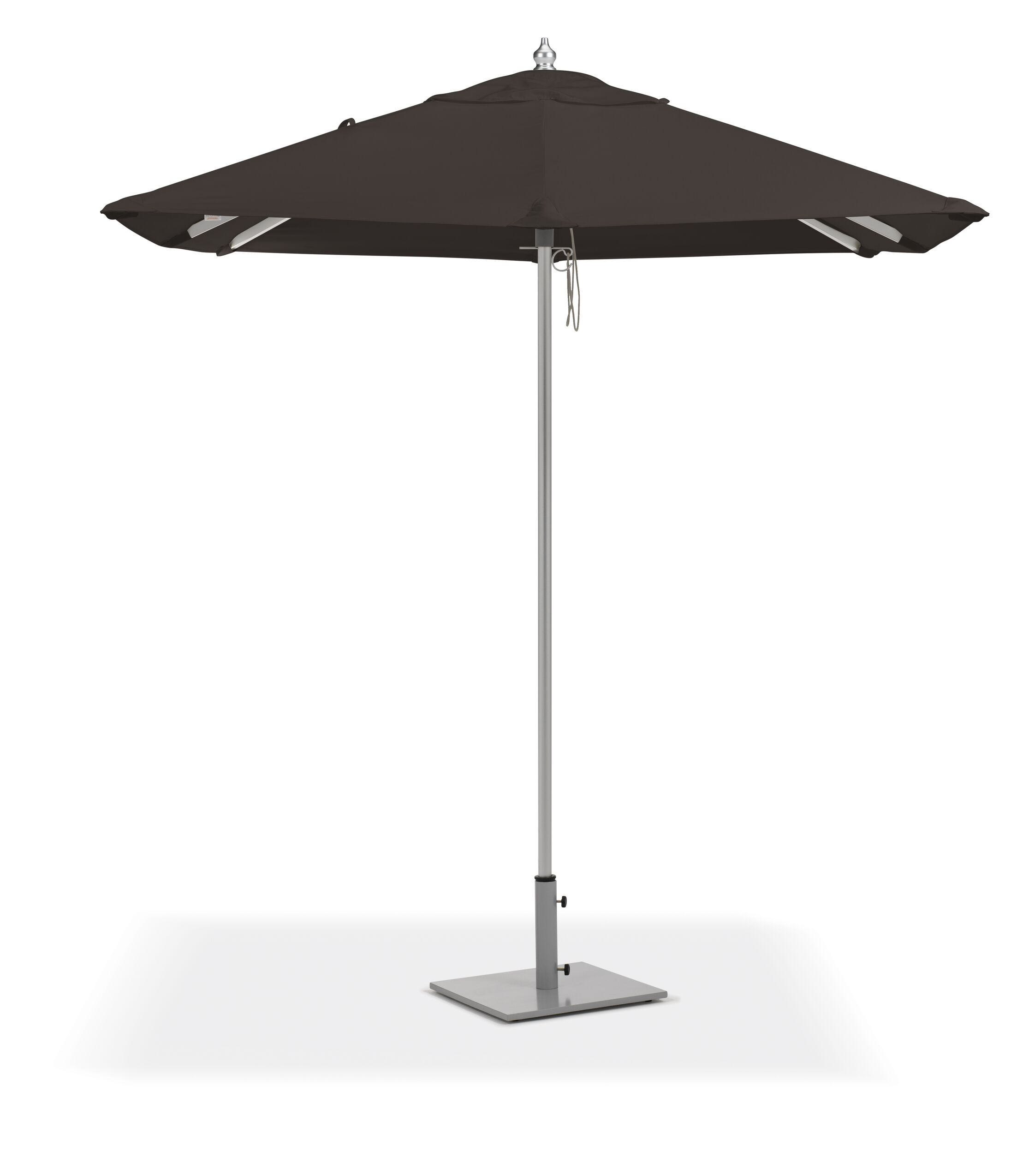 Stambaugh 6.5' Market Umbrella Fabric: Hunter Green