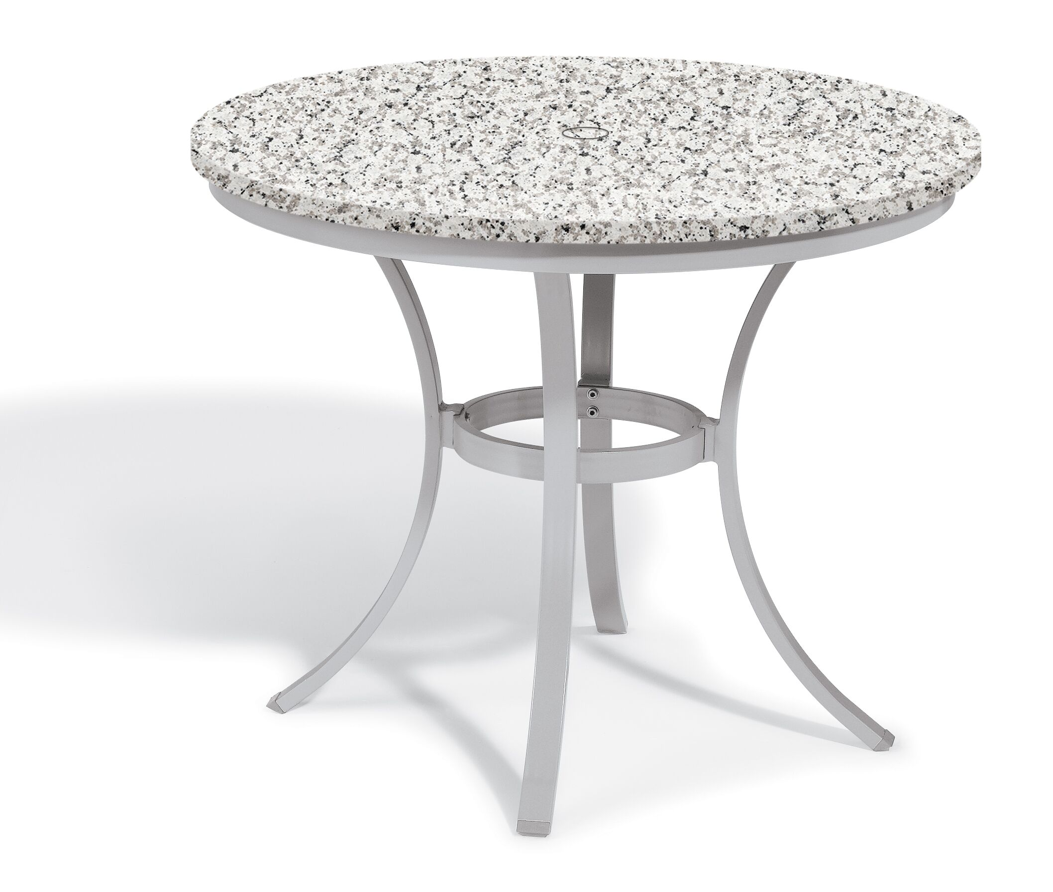 Farmington Round Bistro Table Table Size: 24