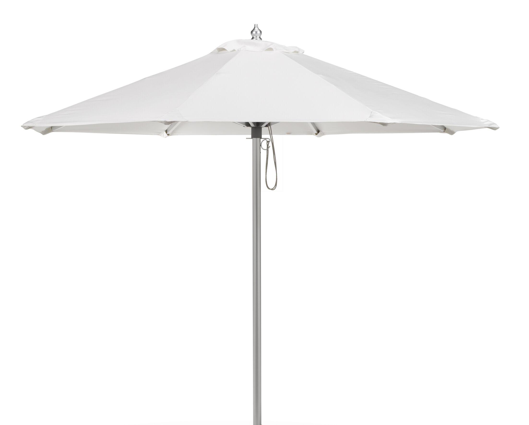 Stambaugh 9' Market Umbrella Fabric: Natural