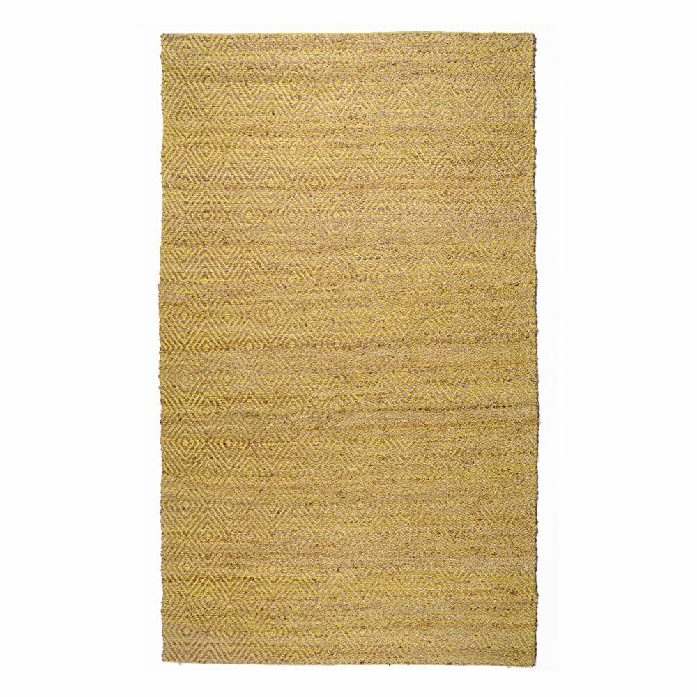 Neal Diamond Green Area Rug Rug Size: 7'6