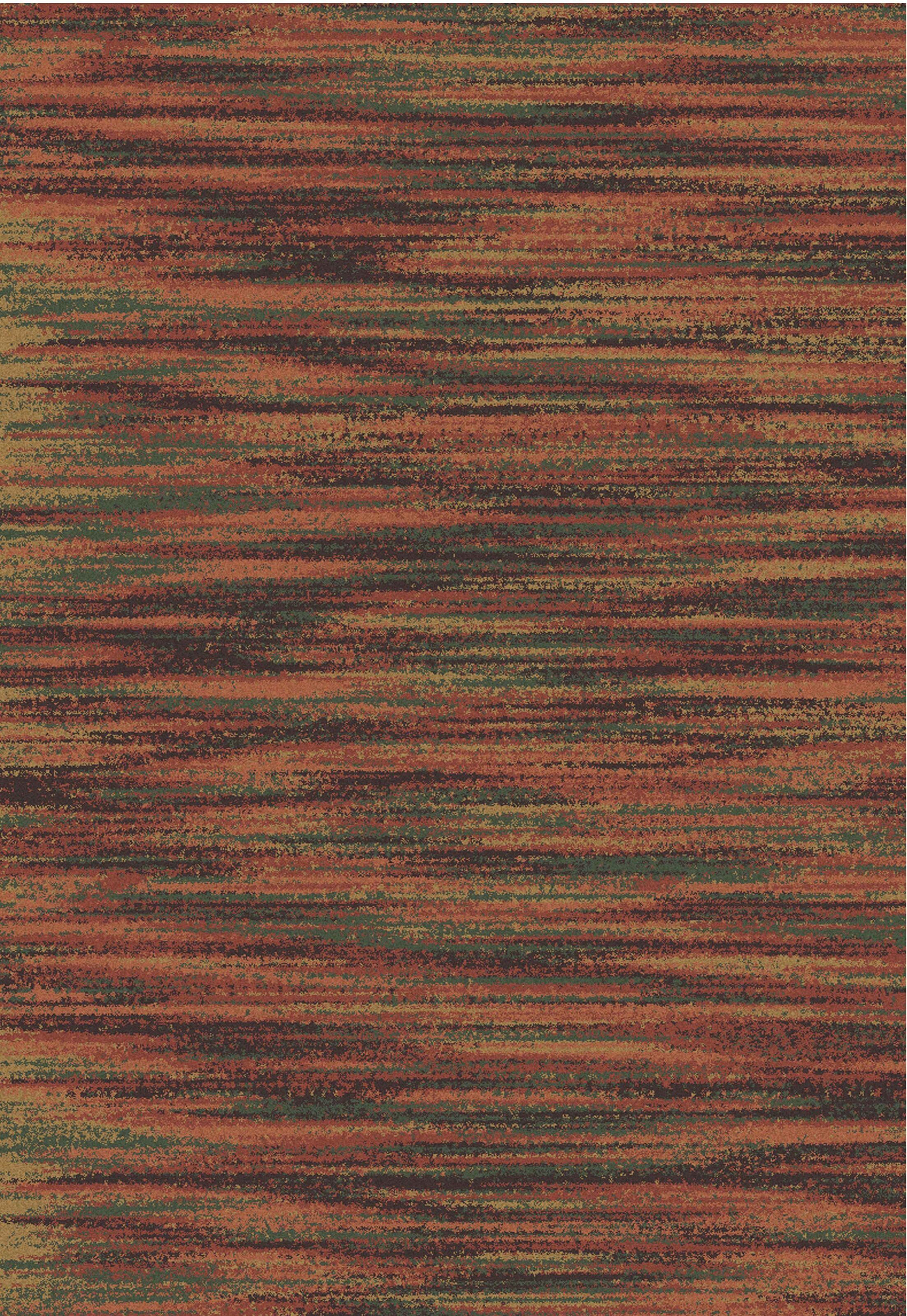 Cumberland Berrysea Multicolor Rug Rug Size: 6' x 9'