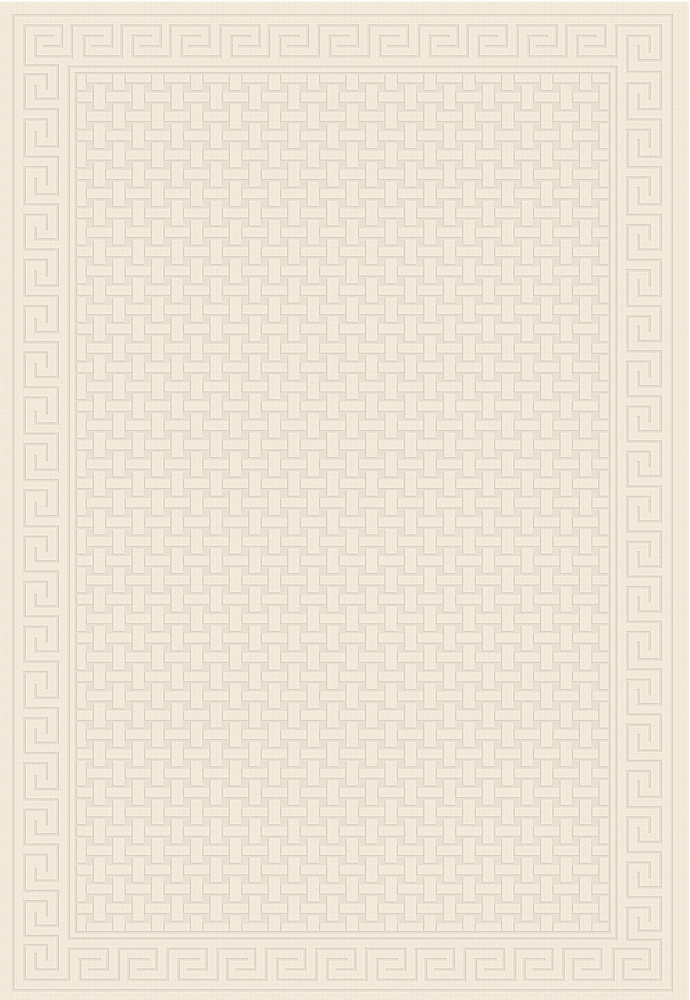 Cheshire Babylon Ivory Rug Rug Size: 4' x 6'
