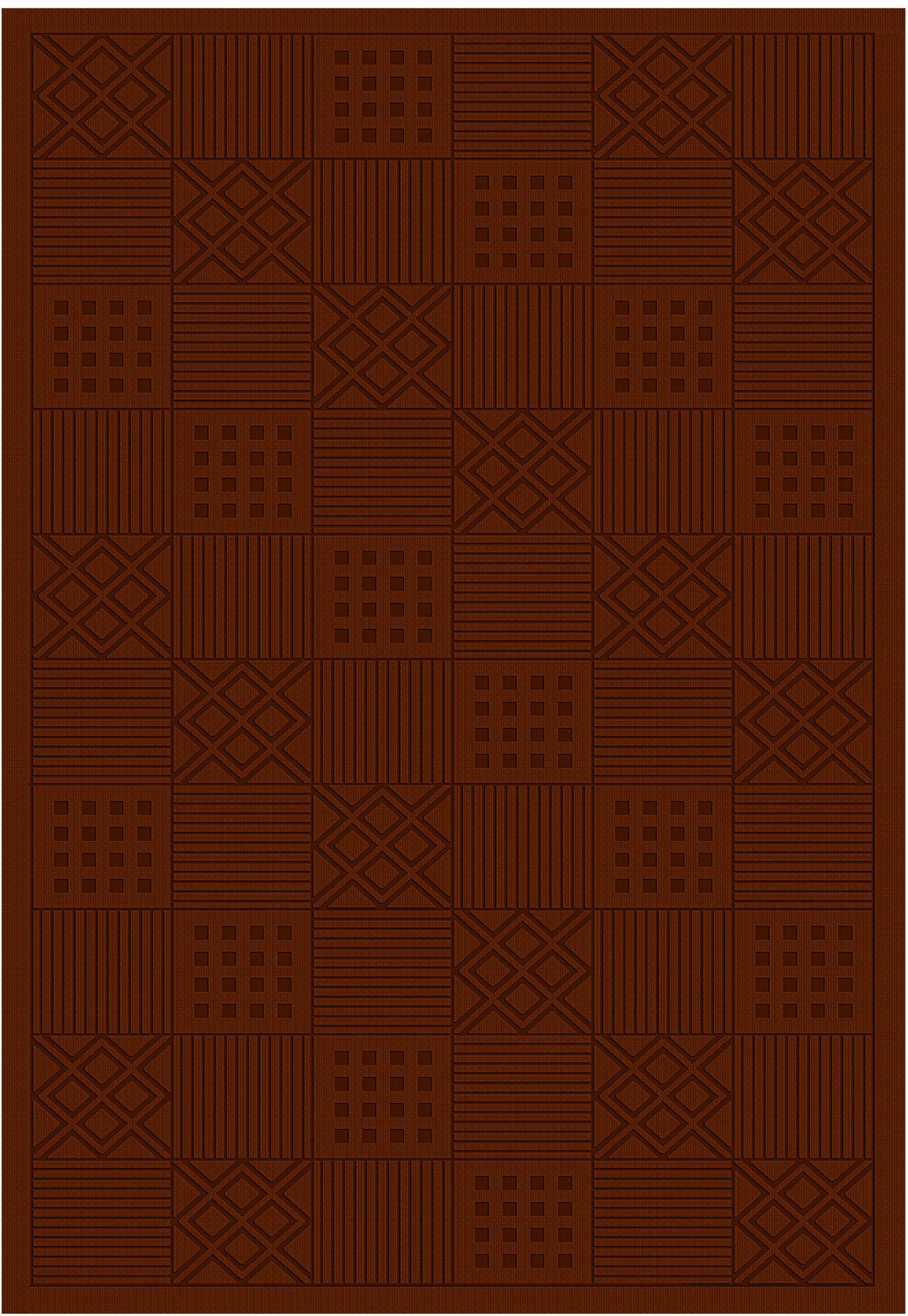 Cheshire Modelama Redwood Rug Rug Size: 8' x 10'