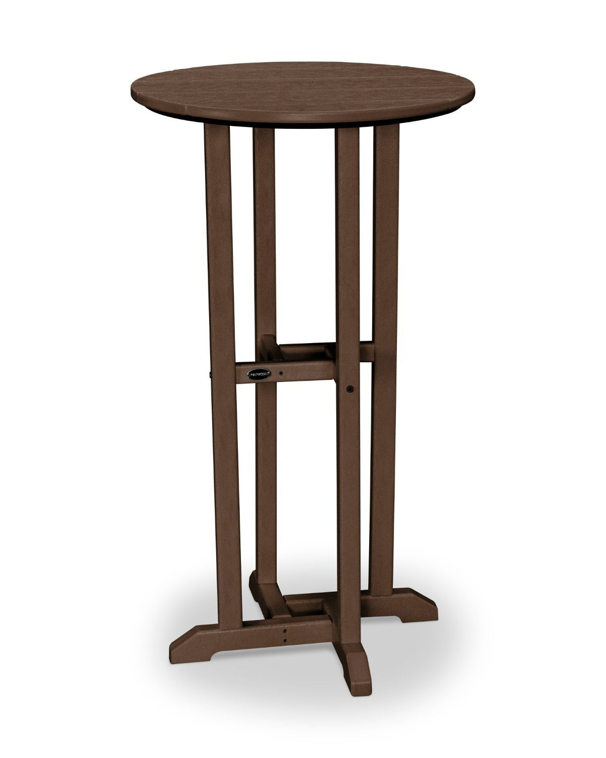 Traditional Bar Table Finish: Mahogany