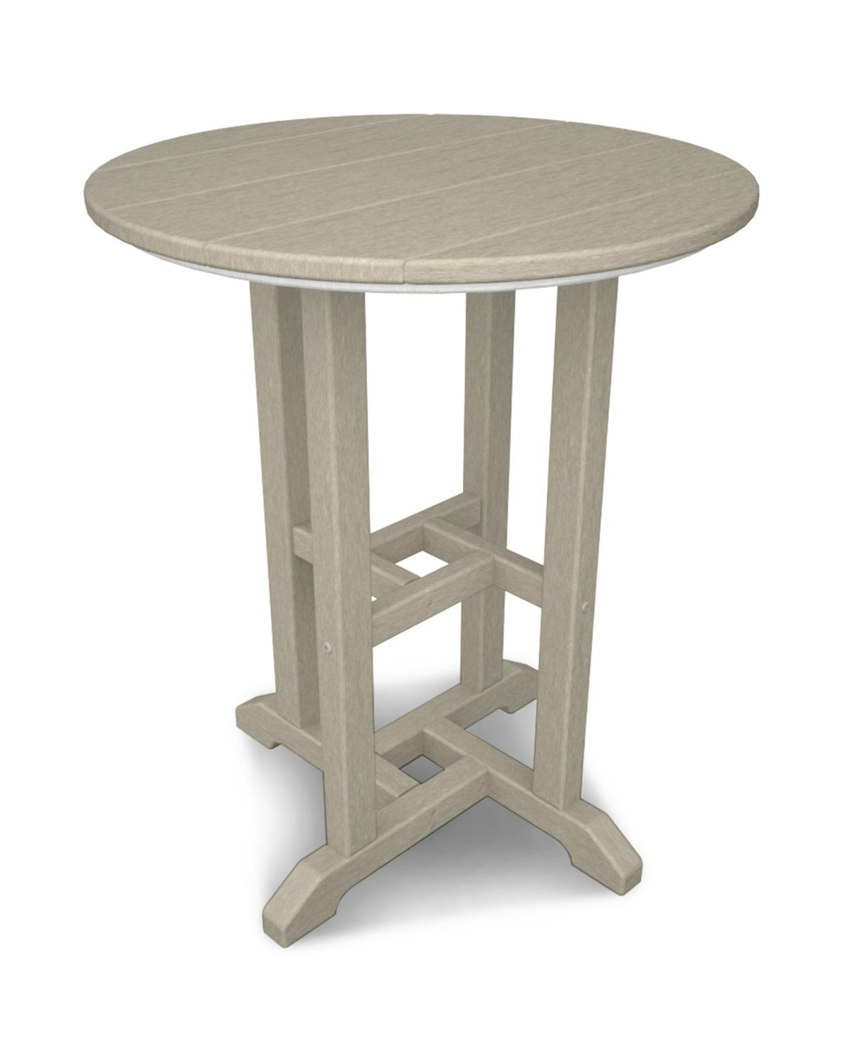 Traditional Dining Table Finish: Sand