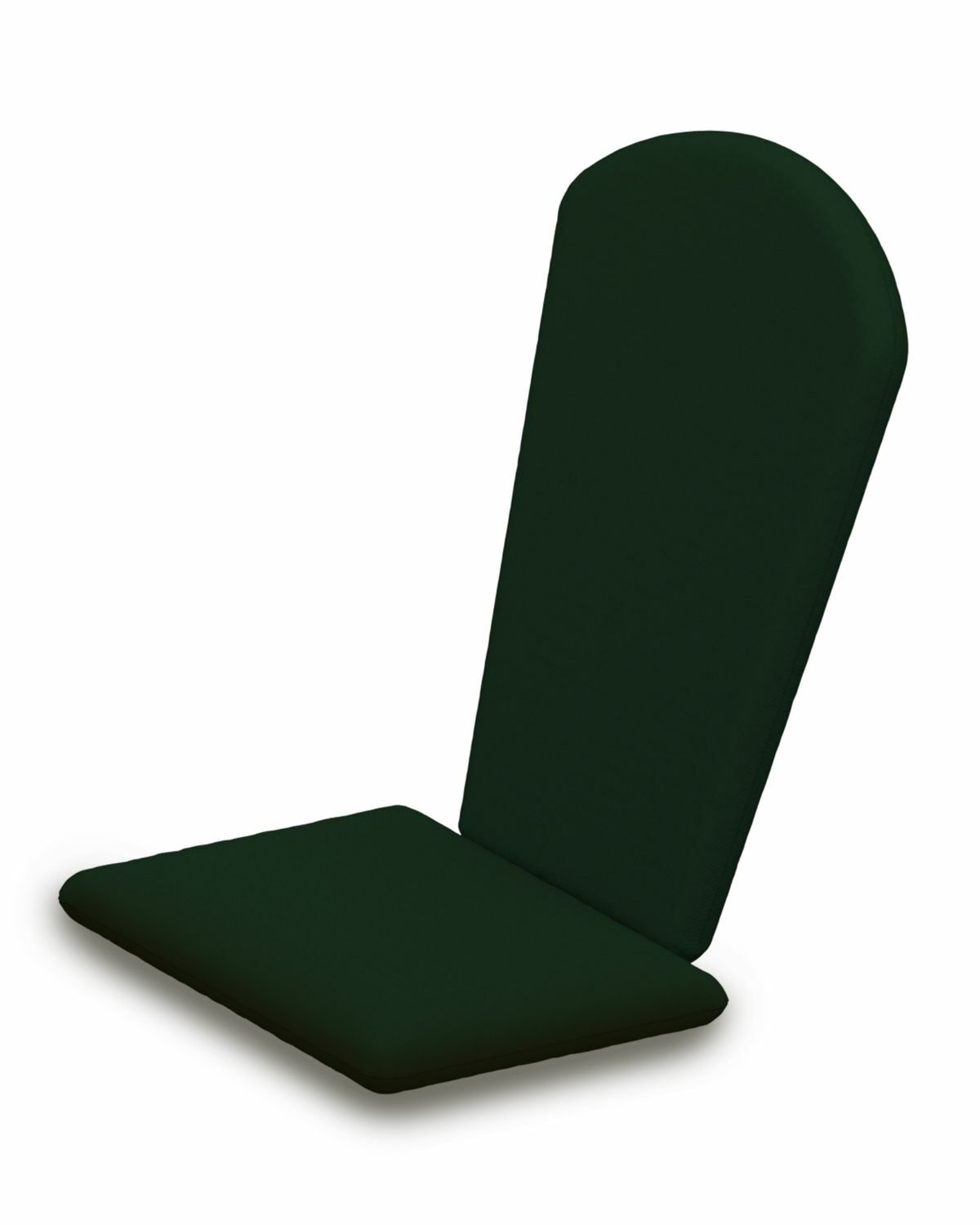 Indoor/Outdoor Sunbrella Adirondack Chair Cushion Fabric: Forest Green