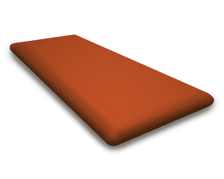 Indoor/Outdoor Sunbrella Bench Cushion Size: 21