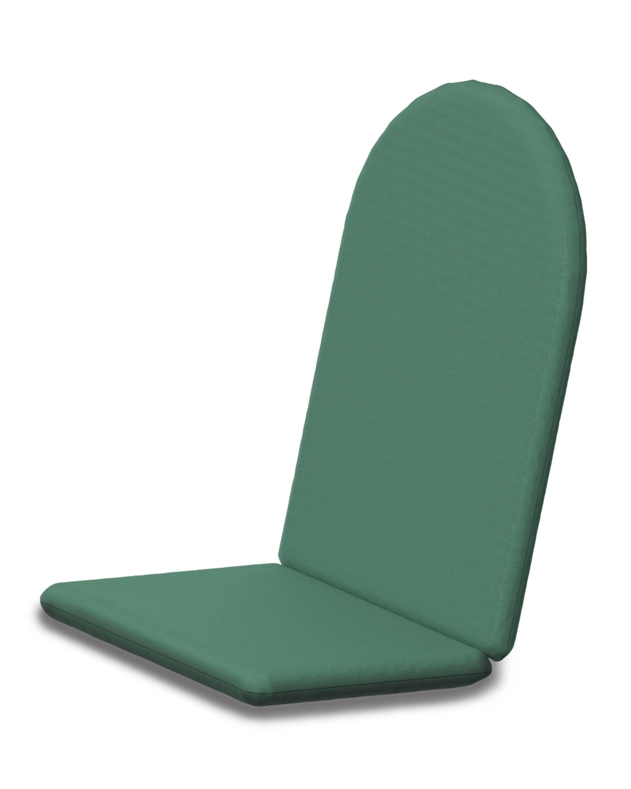 Indoor/Outdoor Sunbrella Adirondack Chair Cushion Fabric: Spa