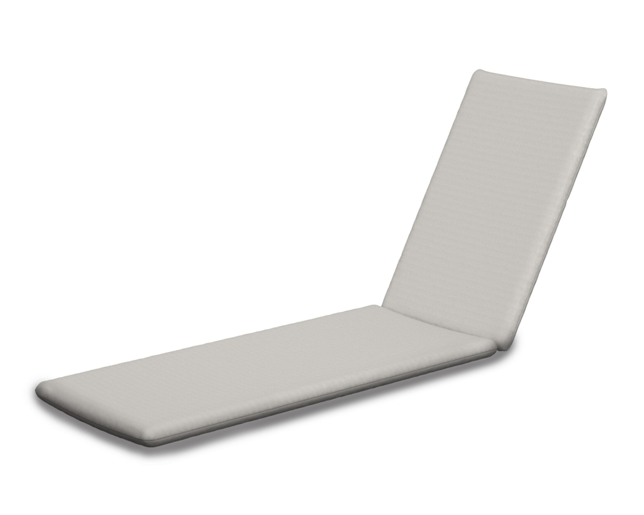 Indoor/Outdoor Sunbrella Chaise Lounge Cushion Fabric: Bird's Eye