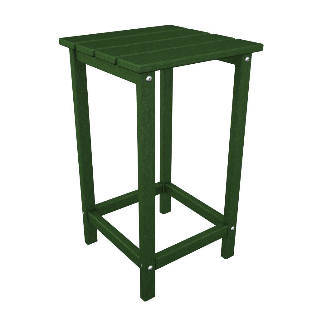 Long Island Side Table Finish: Green