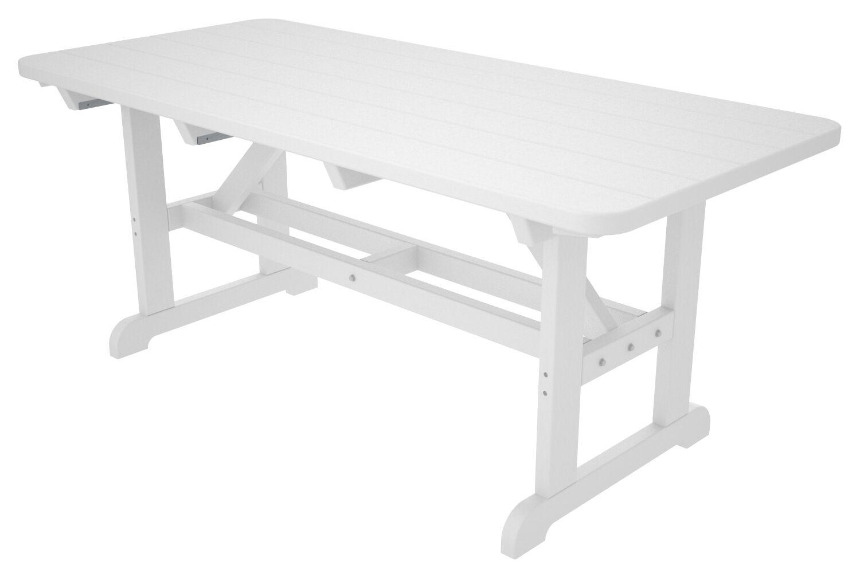 Park Picnic Table Finish: White